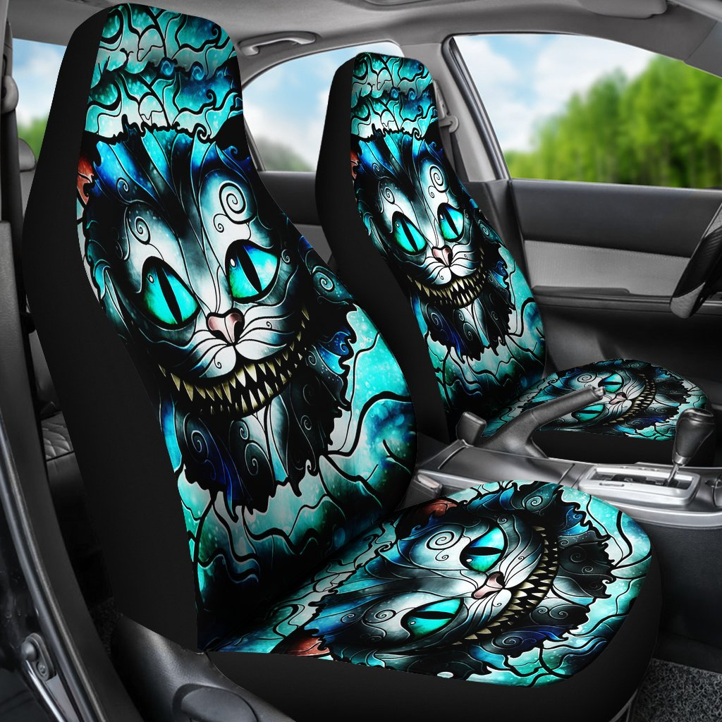 Alice In Wonderland S Cheshire Cat Car Seat Covers